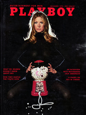 Playboy - November 1972