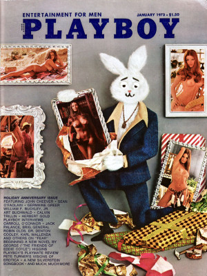 Playboy - January 1973