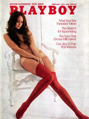 Playboy - February 1973