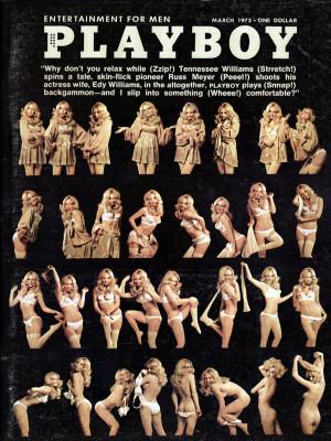 Playboy - March 1973