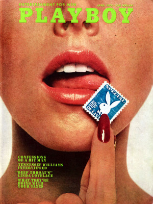 Playboy - April 1973