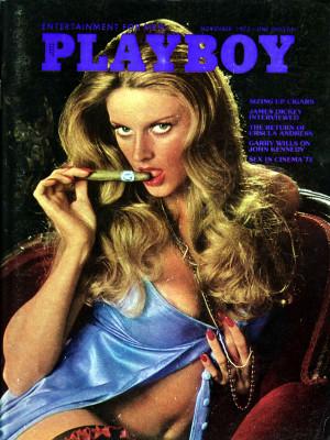 Playboy - November 1973