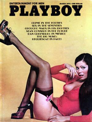 Playboy - March 1974