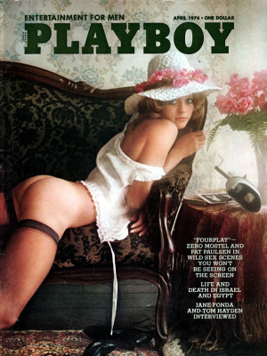 Playboy - April 1974
