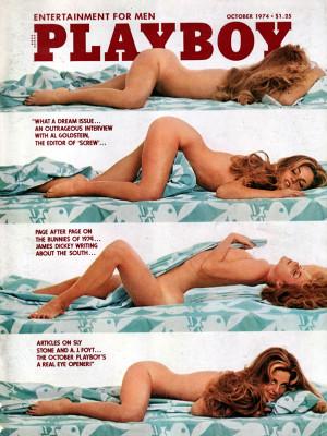 Playboy - October 1974