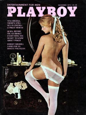 Playboy - November 1974
