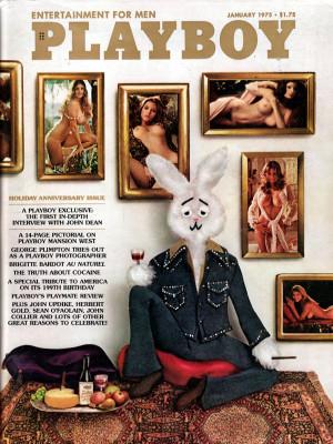 Playboy - January 1975