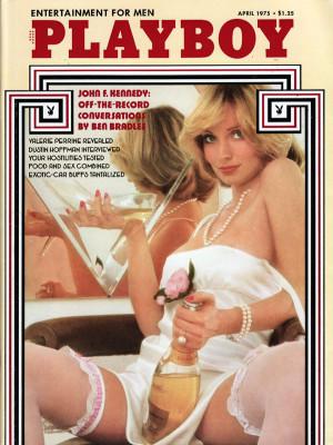 Playboy - April 1975