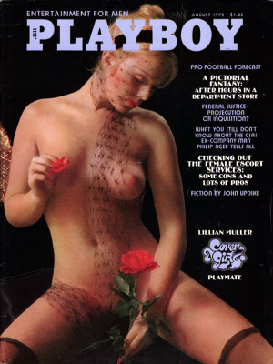 Playboy - August 1975