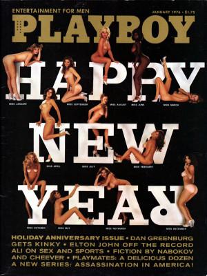 Playboy - January 1976