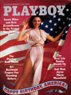 Playboy - July 1976
