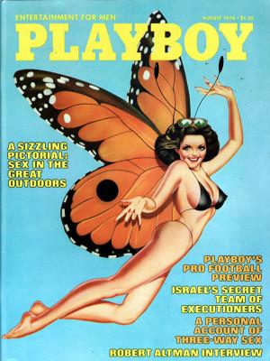 Playboy - August 1976