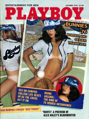 Playboy - October 1976