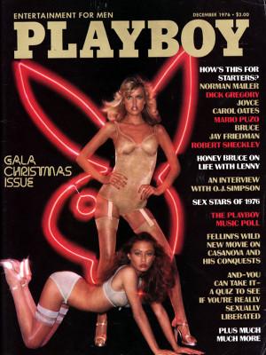 Playboy - December 1976
