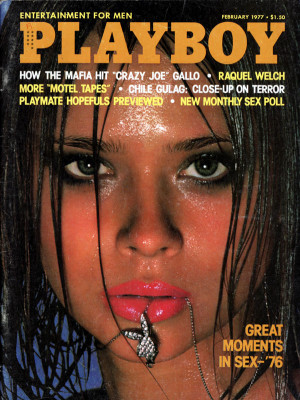 Playboy - February 1977