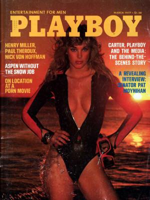 Playboy - March 1977