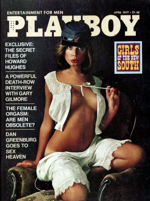 Playboy - April 1977
