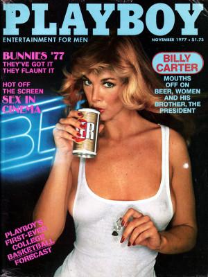 Playboy - November 1977
