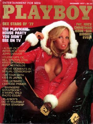 Playboy - December 1977
