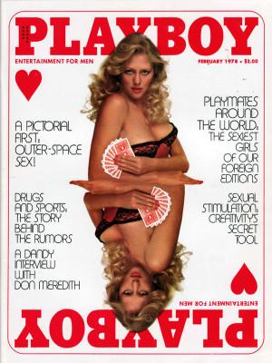 Playboy - February 1978