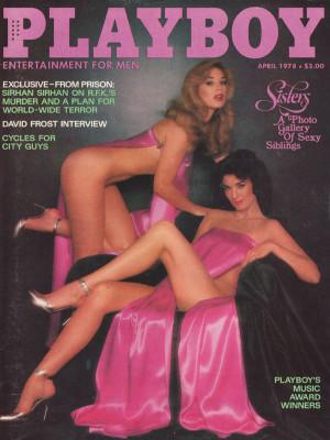 Playboy - April 1978