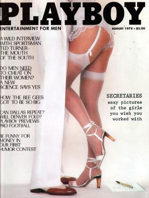 Playboy - August 1978