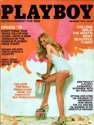 Playboy - September 1978