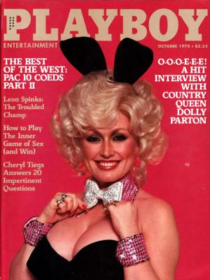 Playboy - October 1978