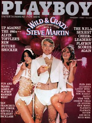 Playboy - January 1980