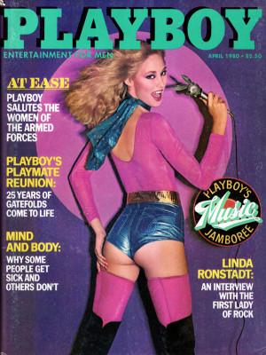 Playboy - April 1980
