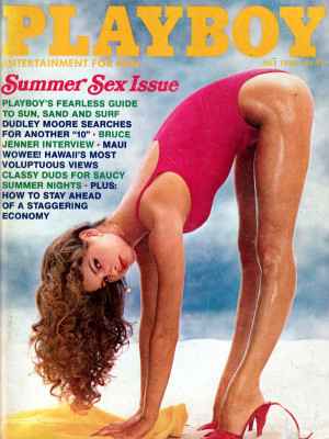 Playboy - July 1980