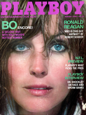 Playboy - August 1980