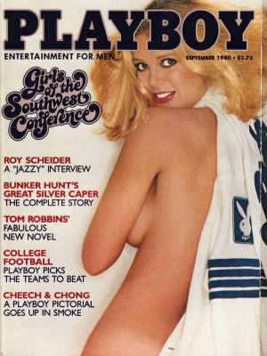 Playboy - September 1980