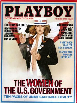 Playboy - November 1980
