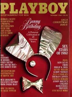 Playboy - December 1980