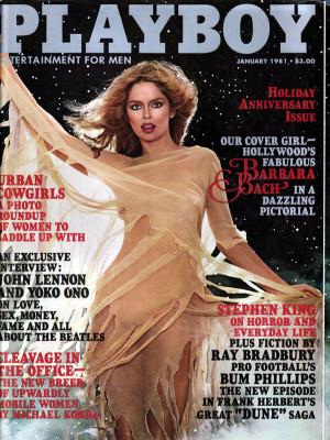 Playboy - January 1981
