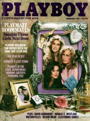 Playboy - February 1981