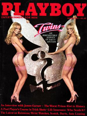 Playboy - March 1981