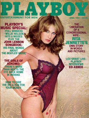 Playboy - April 1981