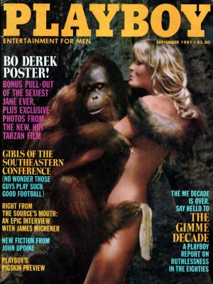 Playboy - September 1981