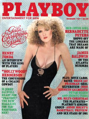 Playboy - December 1981
