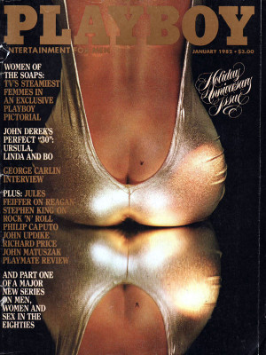 Playboy - January 1982