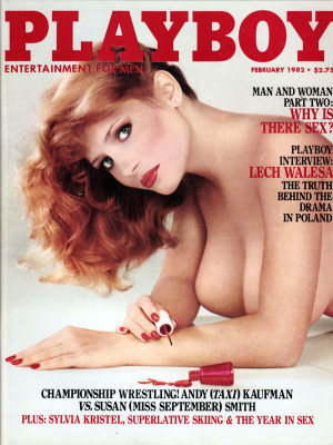 Playboy - February 1982