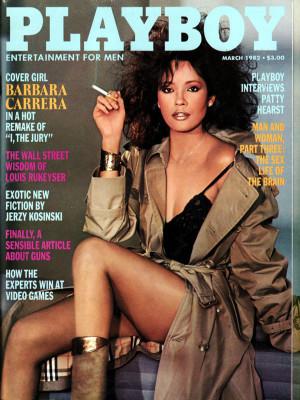 Playboy - March 1982
