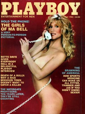 Playboy - July 1982