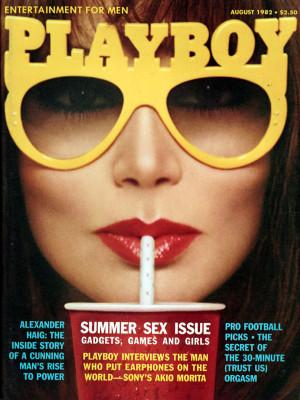 Playboy - August 1982