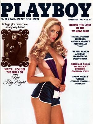 Playboy - September 1982