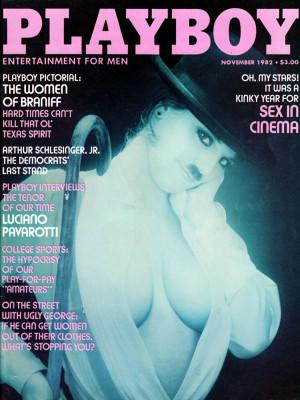 Playboy - November 1982