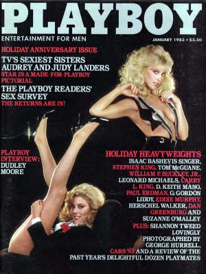 Playboy - January 1983