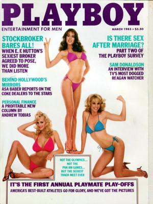 Playboy - March 1983